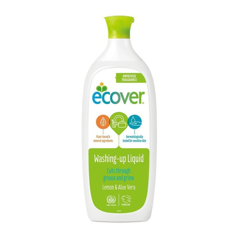 エコベール 食器用洗剤レモン EC-3021の1つ目の商品画像