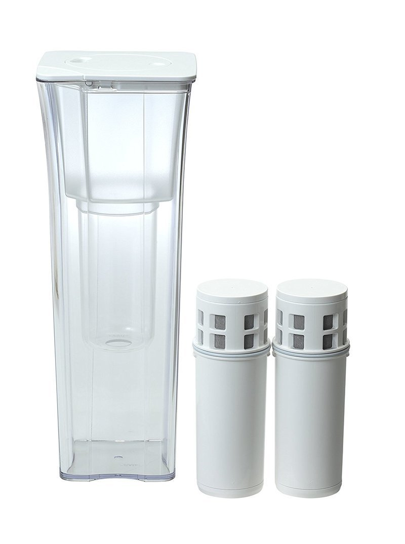 クリンスイポット型浄水器 CP002W-WTの1つ目の商品画像