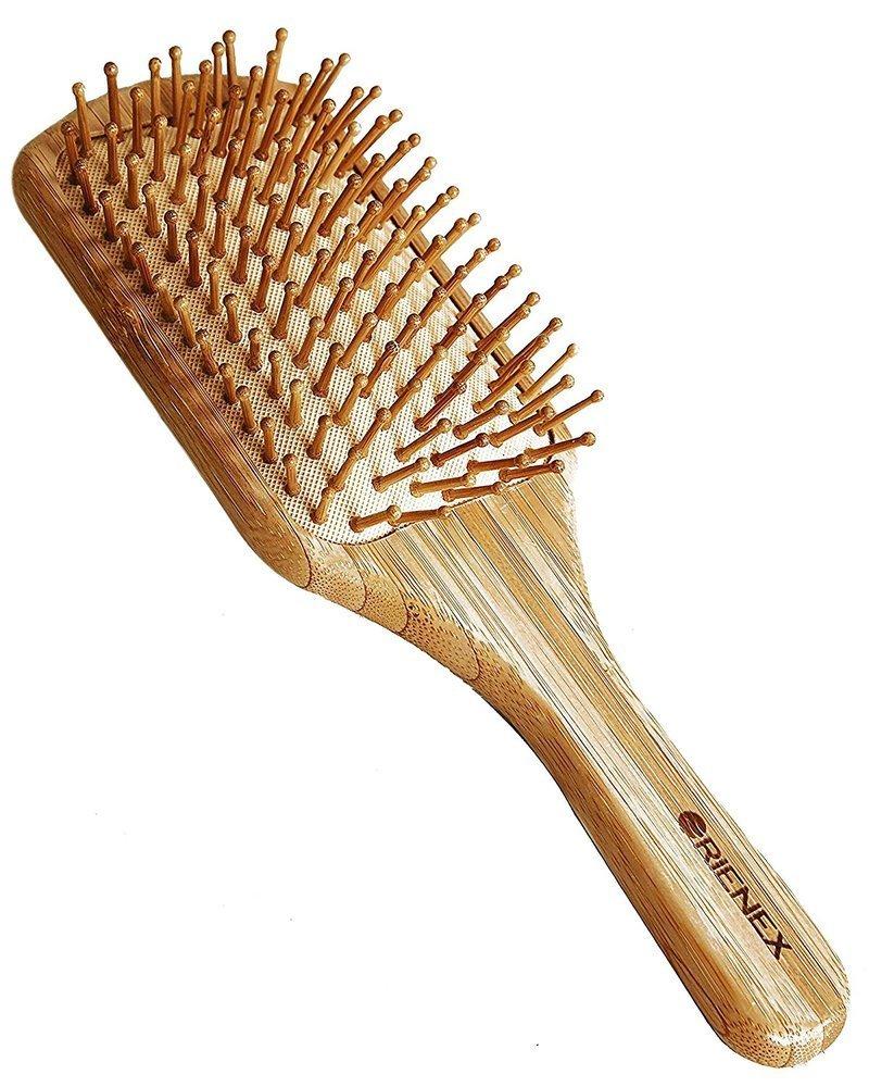 木製櫛ヘアブラシ の1つ目の商品画像