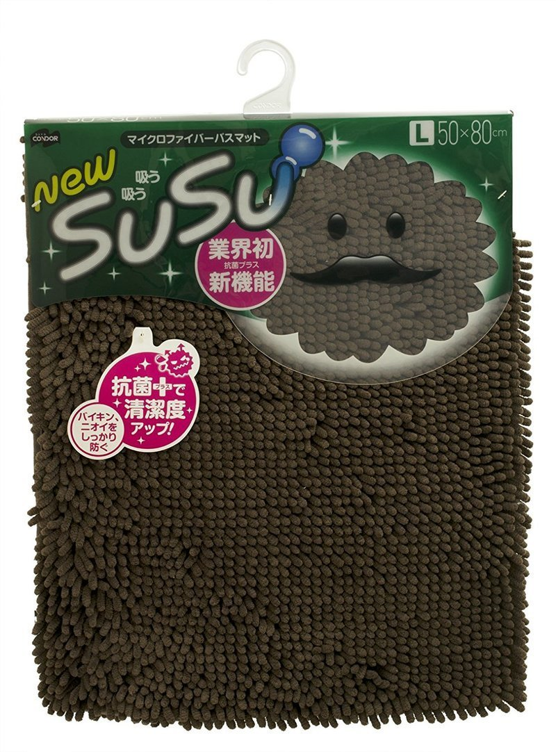 SUSU バスマット の1つ目の商品画像
