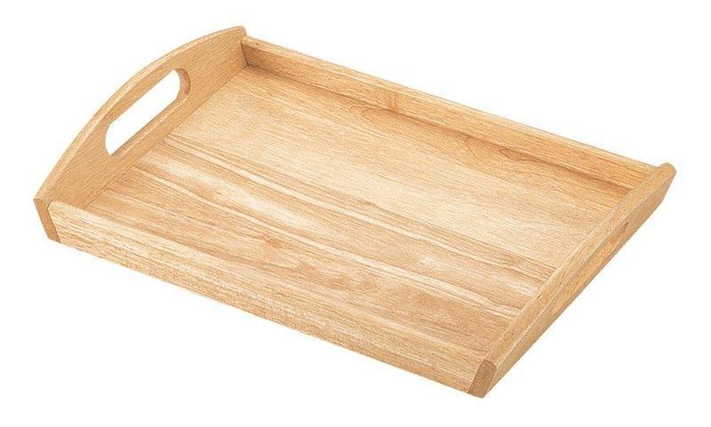 フレア 木製角形トレー (大) H-3045の1つ目の商品画像