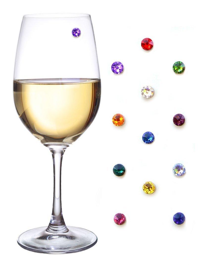 クリスタルマグネチックワインチャームセット の1つ目の商品画像