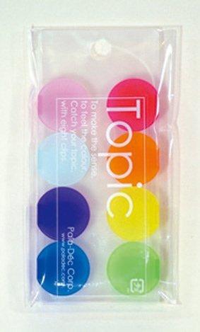 トピック カラフルグラスマーカー の1つ目の商品画像