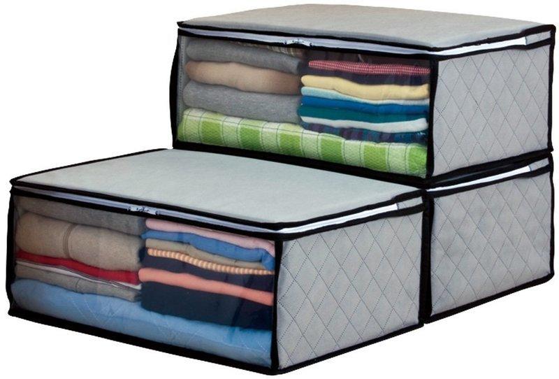 衣類収納ケース 3枚組 171-01の1つ目の商品画像