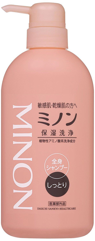 MINON(ミノン) 全身シャンプー の1つ目の商品画像
