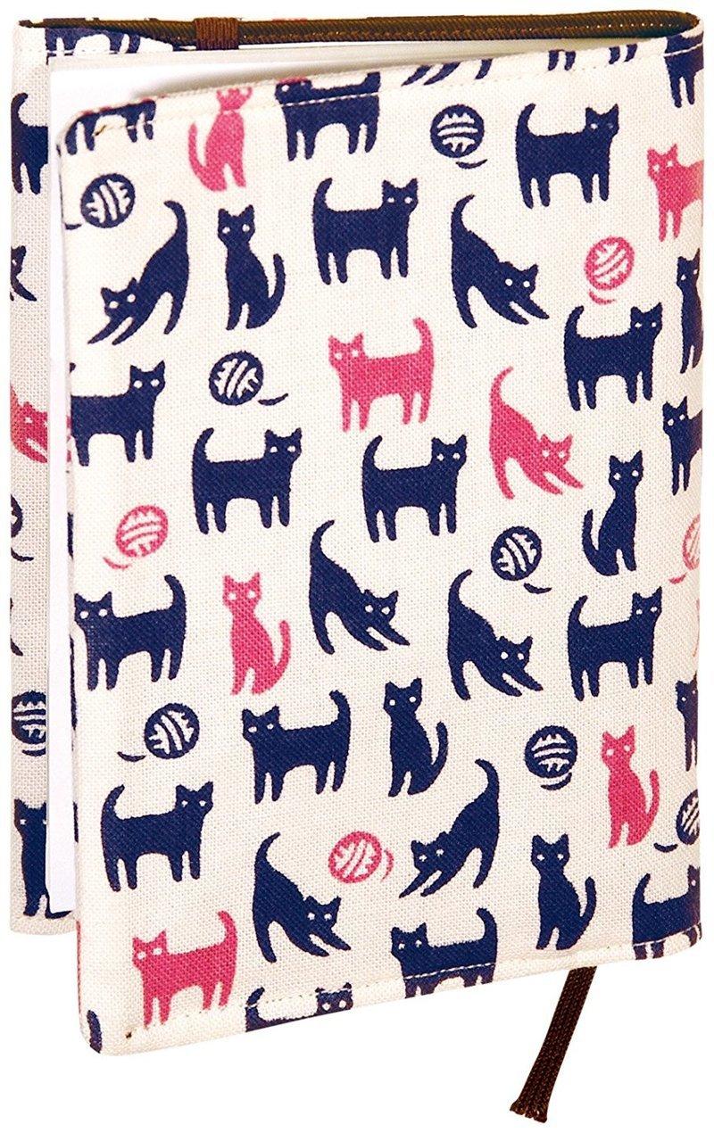 レトロ小紋てぬぐいのブックカバー の1つ目の商品画像