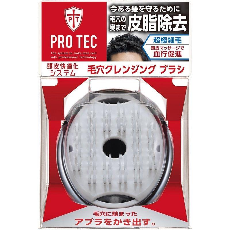 プロテク(PRO TEC) 毛穴クレンジングブラシ の1つ目の商品画像