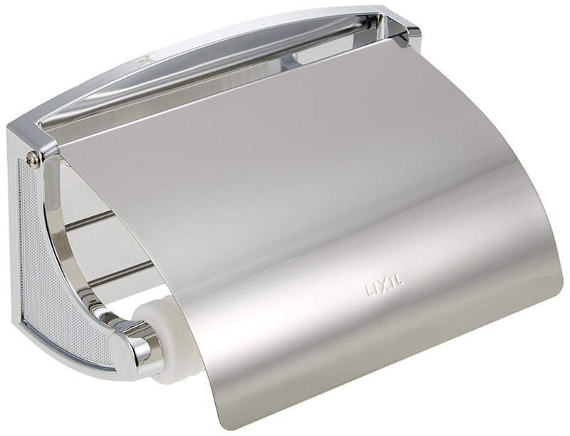 ステンレス製トイレットペーパーホルダー