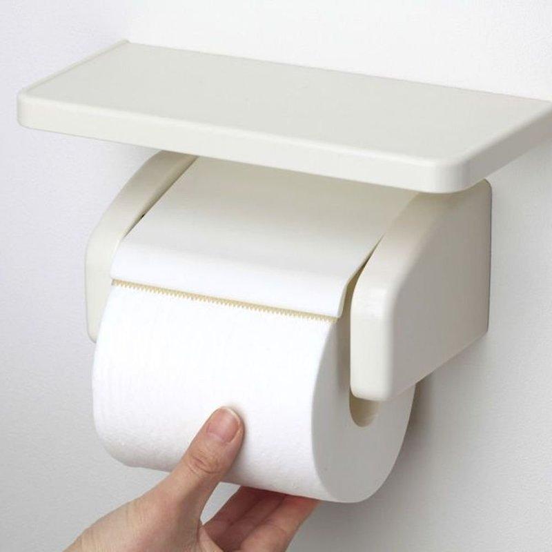 樹脂製トイレットペーパーホルダー