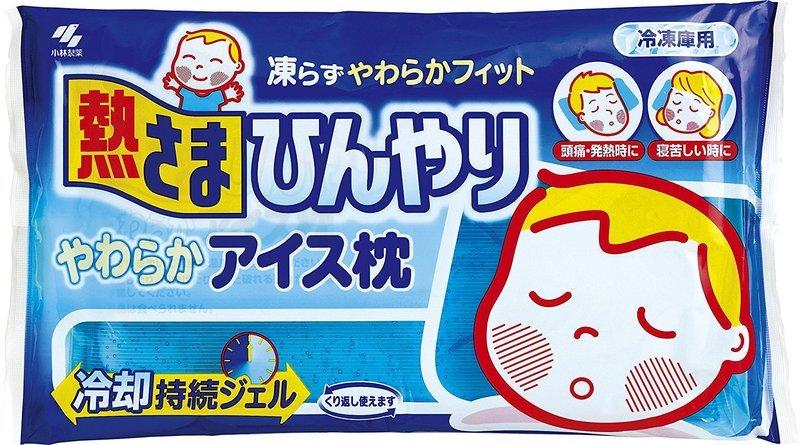 熱さまひんやり やわらかアイス枕 の1つ目の商品画像