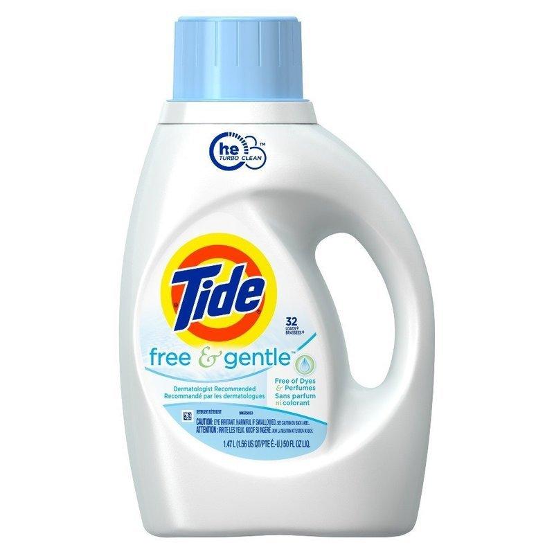 フリー&ジェントル 洗濯洗剤  の1つ目の商品画像