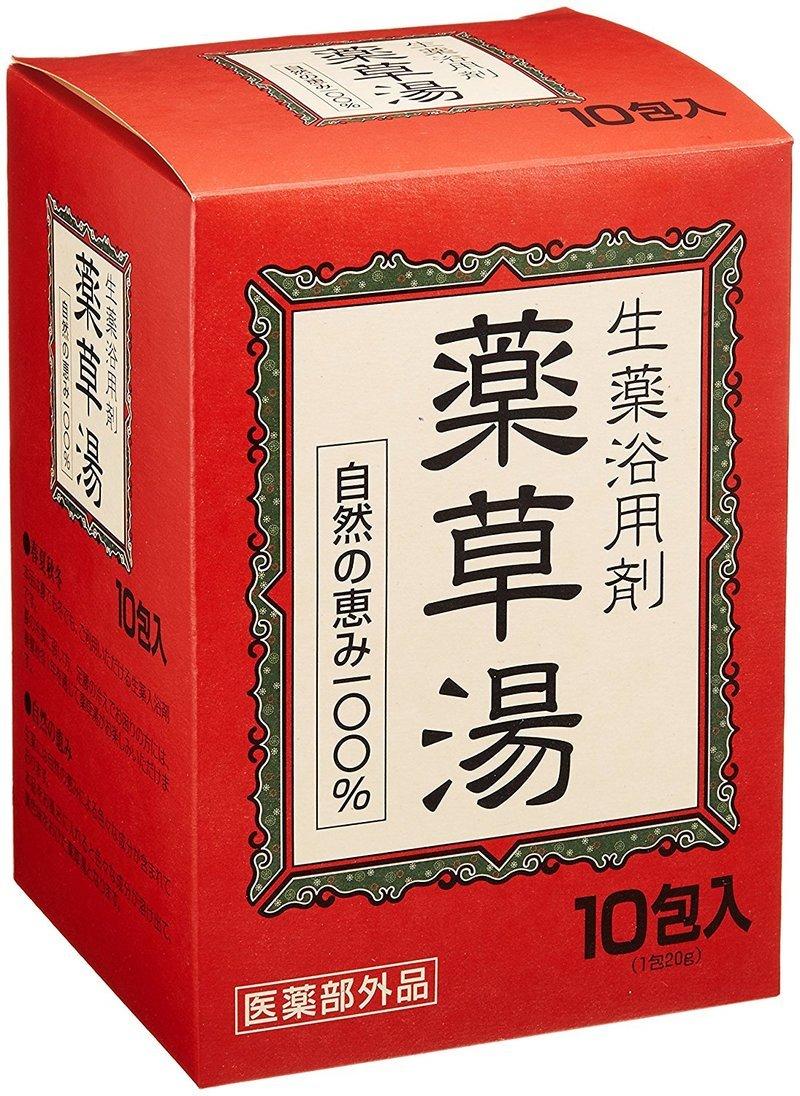 生薬浴用剤 薬草湯 の1つ目の商品画像