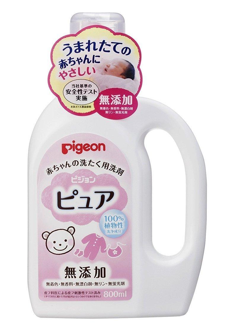 赤ちゃんの洗たく用洗剤 ピュア の1つ目の商品画像