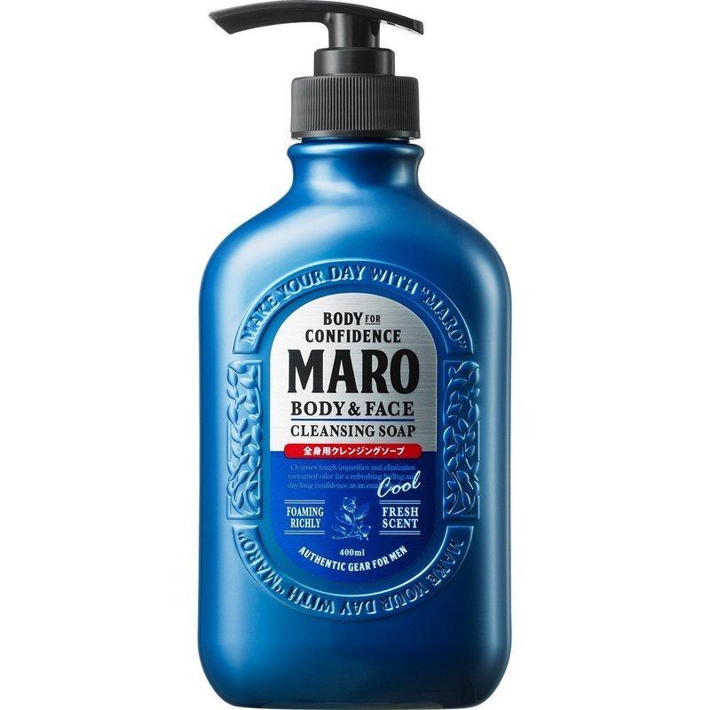 MARO 全身用 ボディソープ クール の1つ目の商品画像