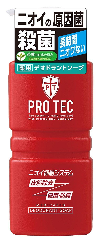 PRO TEC(プロテク) デオドラントソープ の1つ目の商品画像