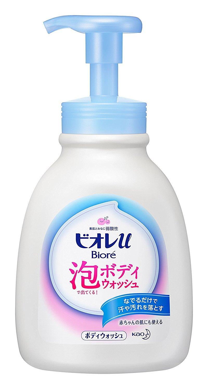 ビオレu 泡で出てくるボディウォッシュ の1つ目の商品画像