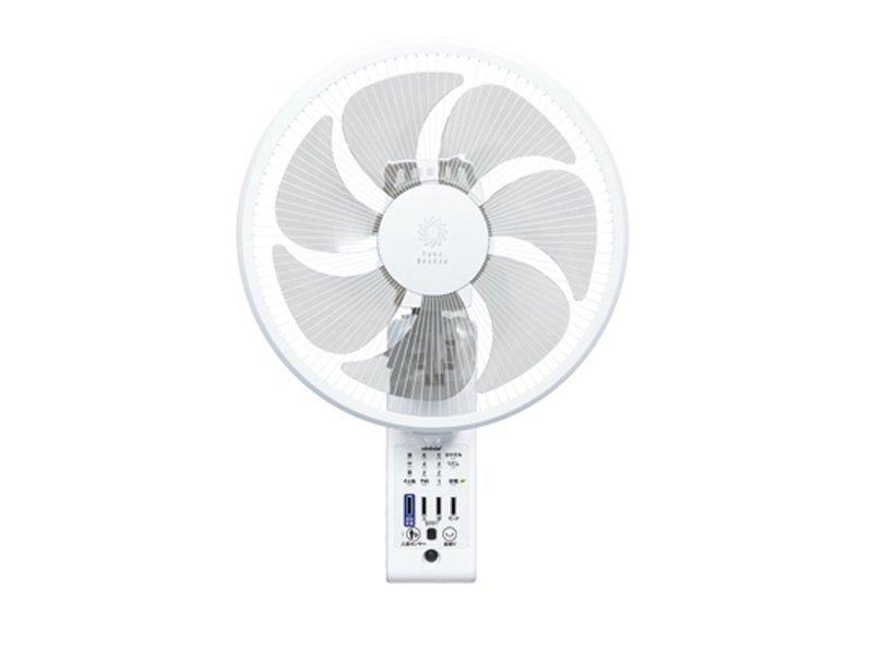 壁掛け扇風機 FW-S30IRの1つ目の商品画像