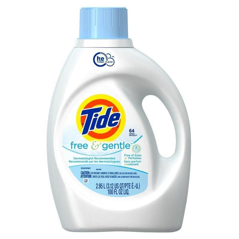 Tide (タイド) リキッド フリー&ジェントル の1つ目の商品画像