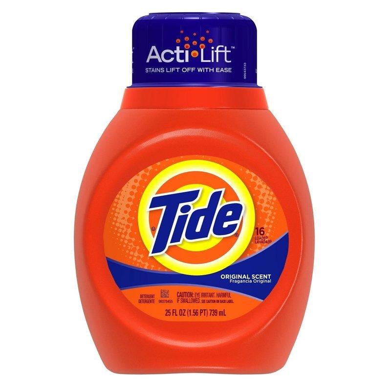 Tide (タイド) 液体洗濯洗剤 濃縮タイプ の1つ目の商品画像