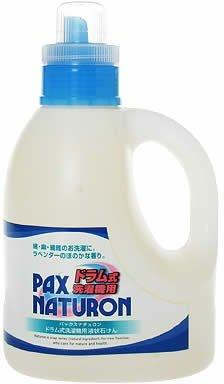 パックスナチュロン ドラム式洗濯機用液状石けん の1つ目の商品画像