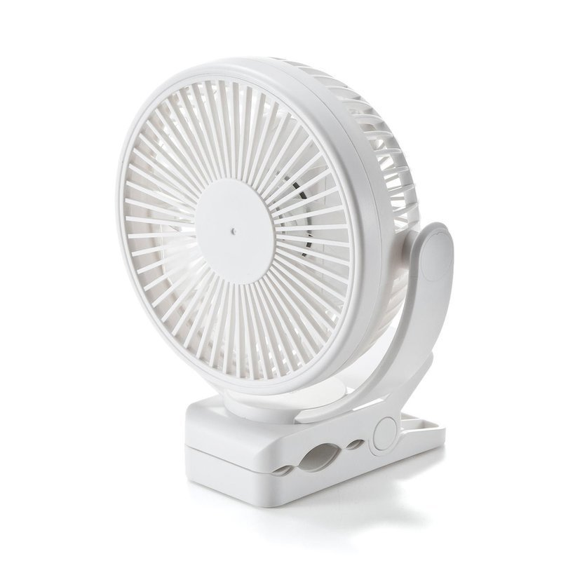 USB扇風機 400-TOY039Wの1つ目の商品画像