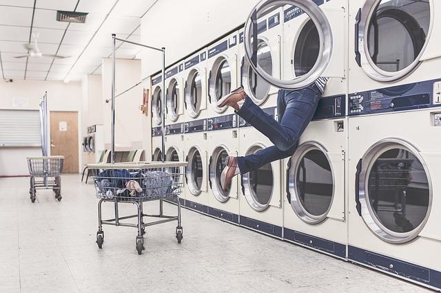 ドラム式洗濯機の参考となる画像