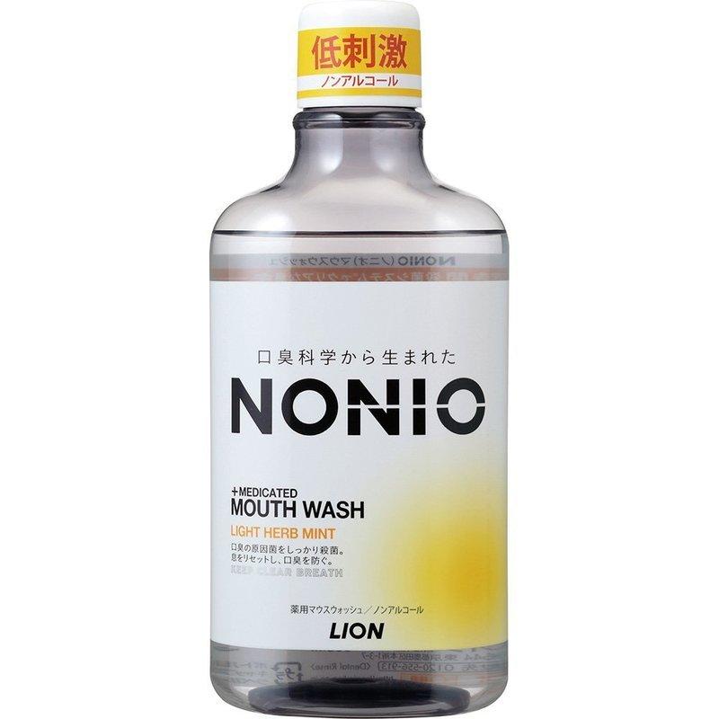 NONIO マウスウォッシュ の1つ目の商品画像