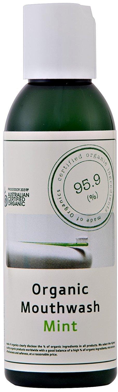 Organic Mouthwash の1つ目の商品画像