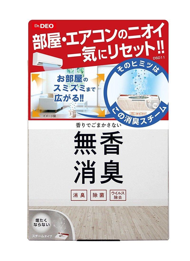 無香消臭剤 ドクターデオ の1つ目の商品画像