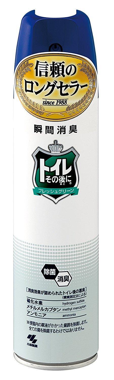 トイレその後に 消臭芳香剤 の1つ目の商品画像