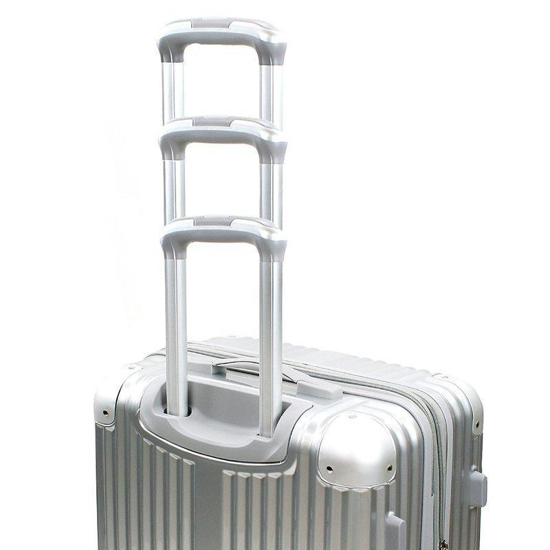 スーツケースのキャリーバーの画像