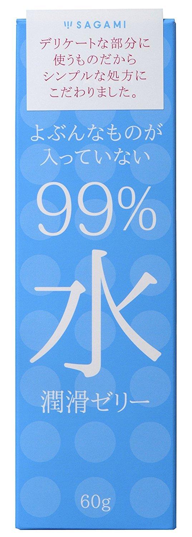 よぶんなものが入っていない 99% 水潤滑ゼリー の1つ目の商品画像