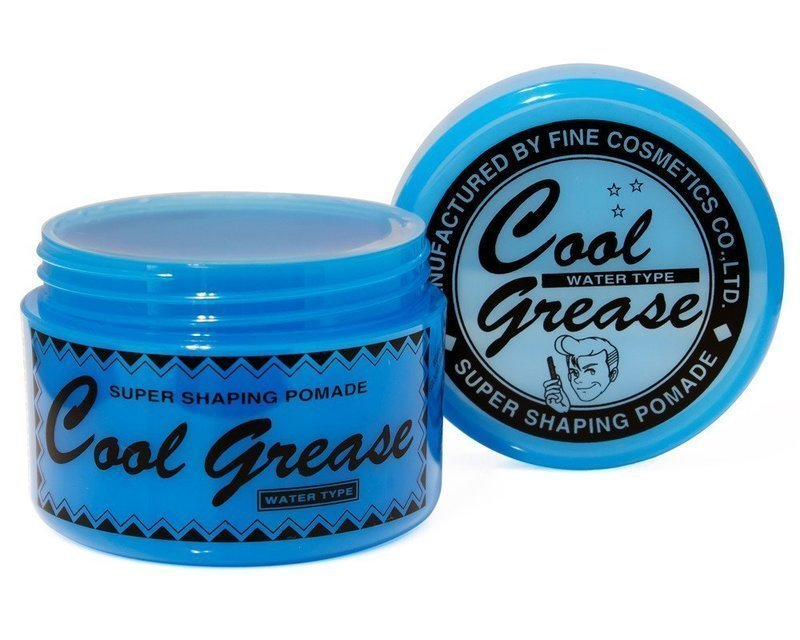 ツヤ感が出しやすいヘアスタイリング剤のグリース