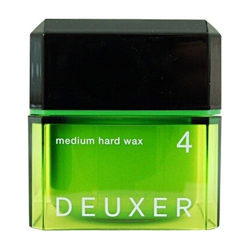 DEUXER(デューサー) ミディアムハードワックス 4 の1つ目の商品画像