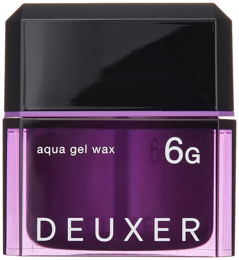 DEUXER(デューサー) アクアジェルワックス 6G の1つ目の商品画像