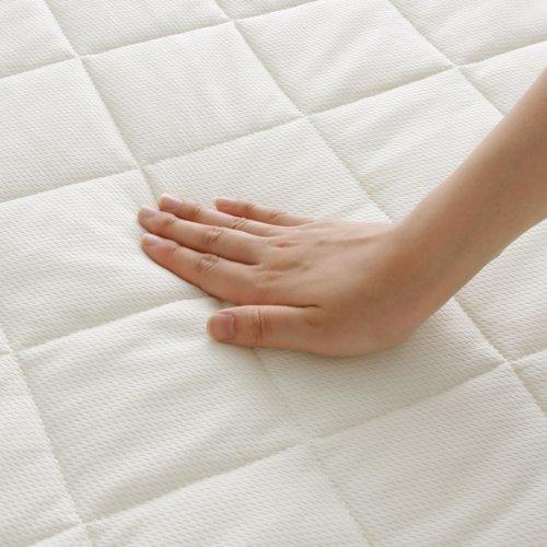 高反発のベッドマットレス