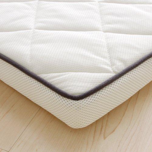 通気性の良いベッドマットレス