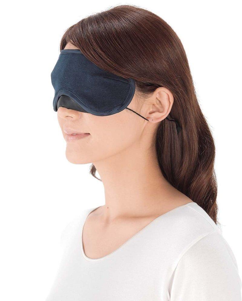 耳掛け式のアイマスク