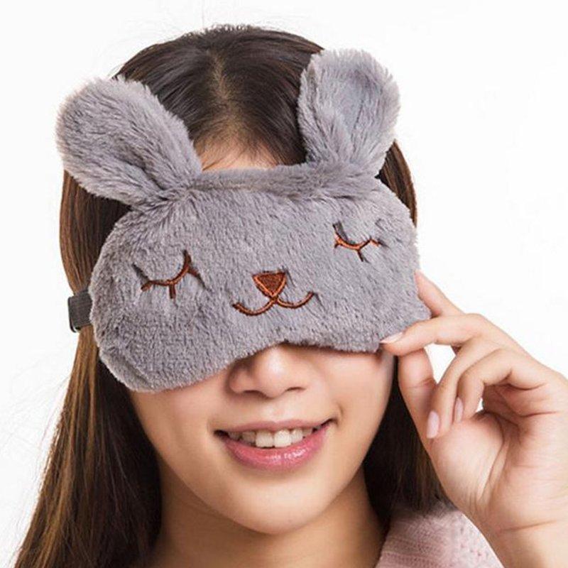 動物がモチーフになったかわいいアイマスク