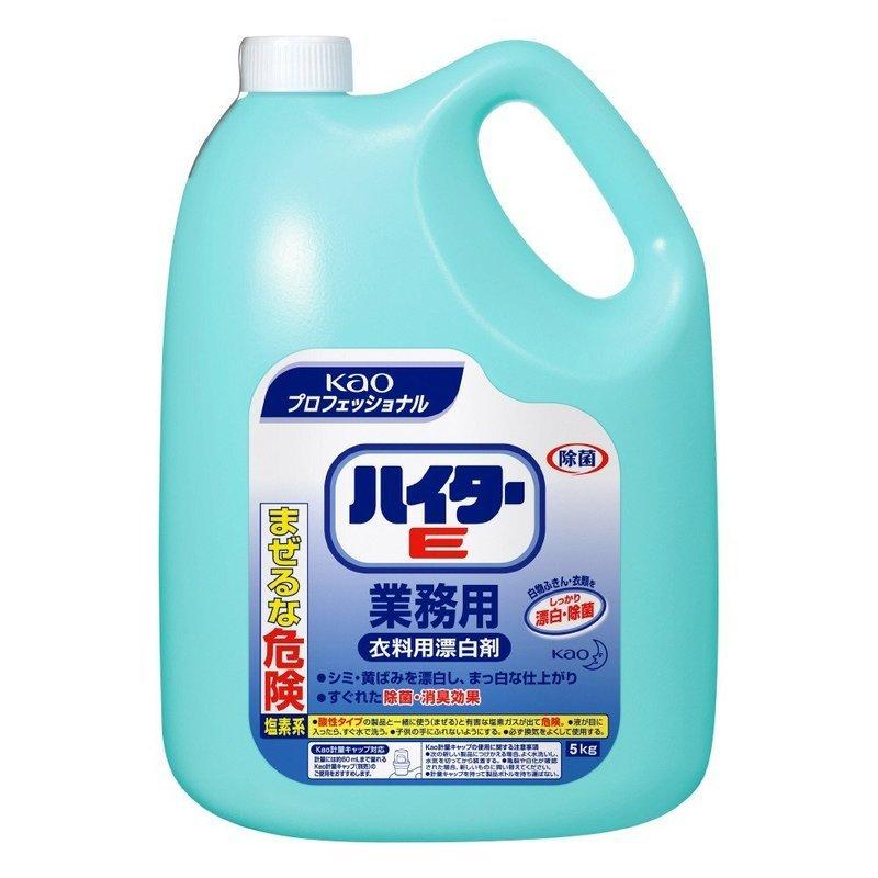 ハイターE 衣料用塩素系漂白剤 の1つ目の商品画像