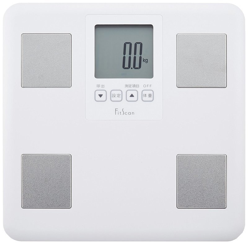 体重・体組成計 フィットスキャン FS-400の1つ目の商品画像