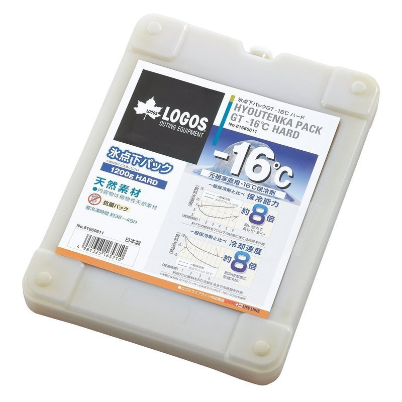 氷点下パックGTマイナス16度ハード1200 81660611の1つ目の商品画像