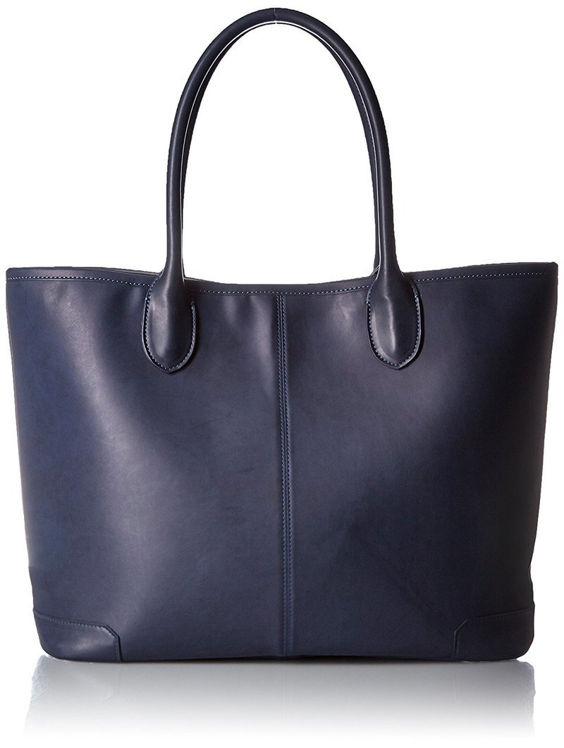 LEATHER TOTE 211620380925の1つ目の商品画像