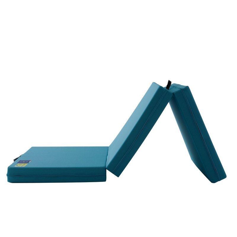 高反発三つ折りマットレス メッシュウィング の1つ目の商品画像