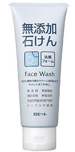 無添加石けん 洗顔フォーム の1つ目の商品画像