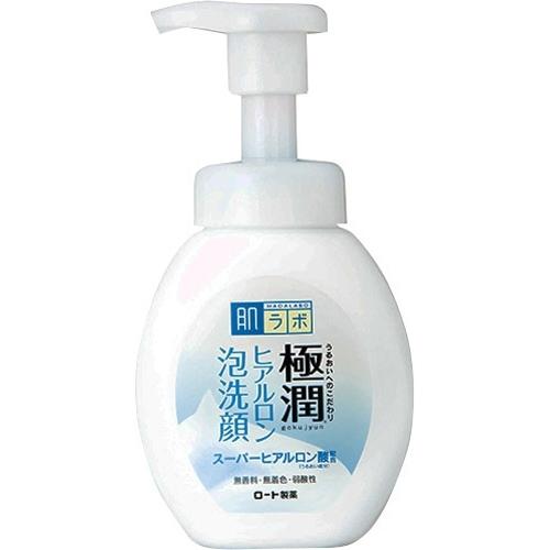 肌ラボ 極潤 ふんわりヒアルロン泡洗顔 の1つ目の商品画像