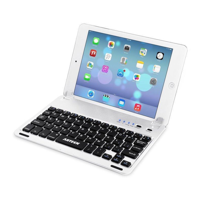 iPad Mini用Bluetoothキーボードフォリオケースカバー スタンド付き HB045の1つ目の商品画像
