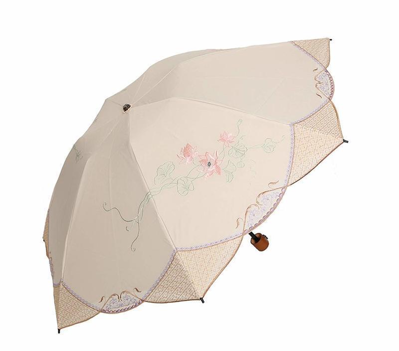 3段折りたたみ日傘  の1つ目の商品画像