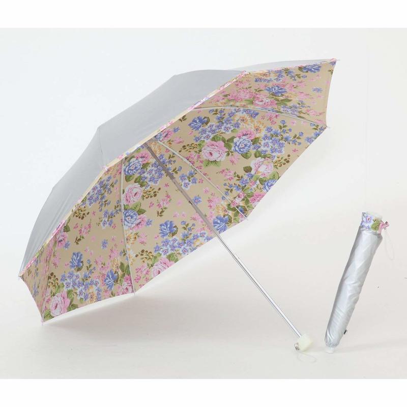 折りたたみ日傘 LIEBEN-0577の1つ目の商品画像