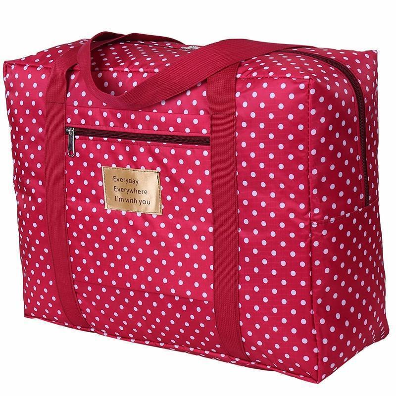 折りたたみ旅行バッグ の1つ目の商品画像